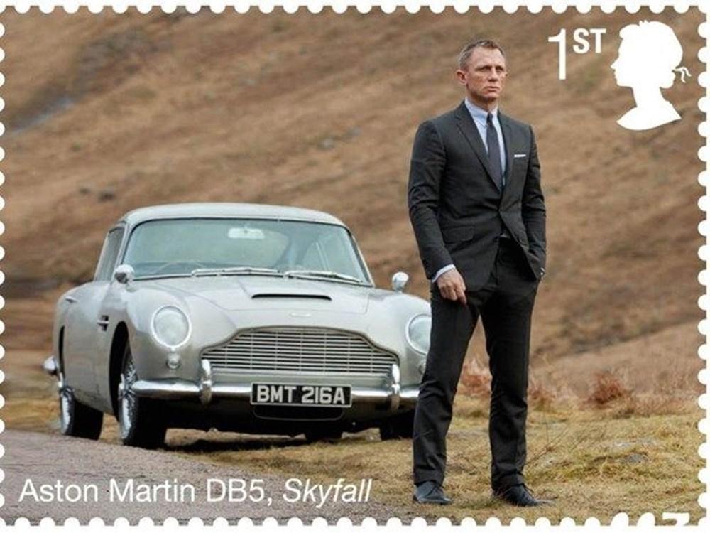 James Bond serisinin 25. filmi No Time To Die'ın dijital platformda yayınlanacağı yalanlandı - 9