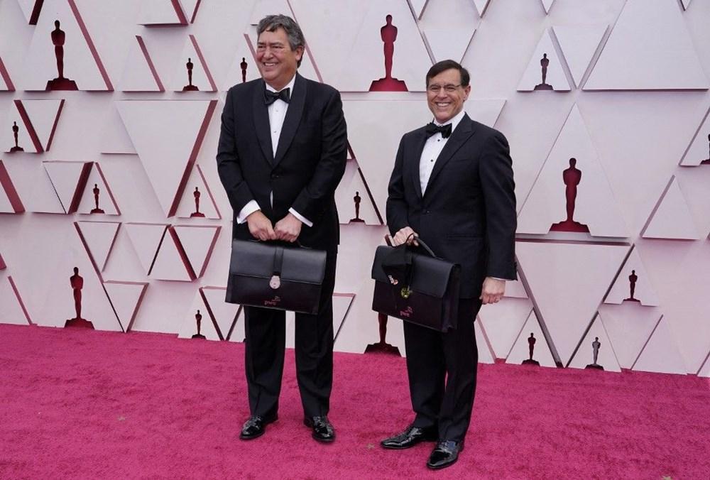 2021 Oscar Ödülleri sahiplerini buldu (93. Oscar Ödülleri'ni kazananlar) - 27