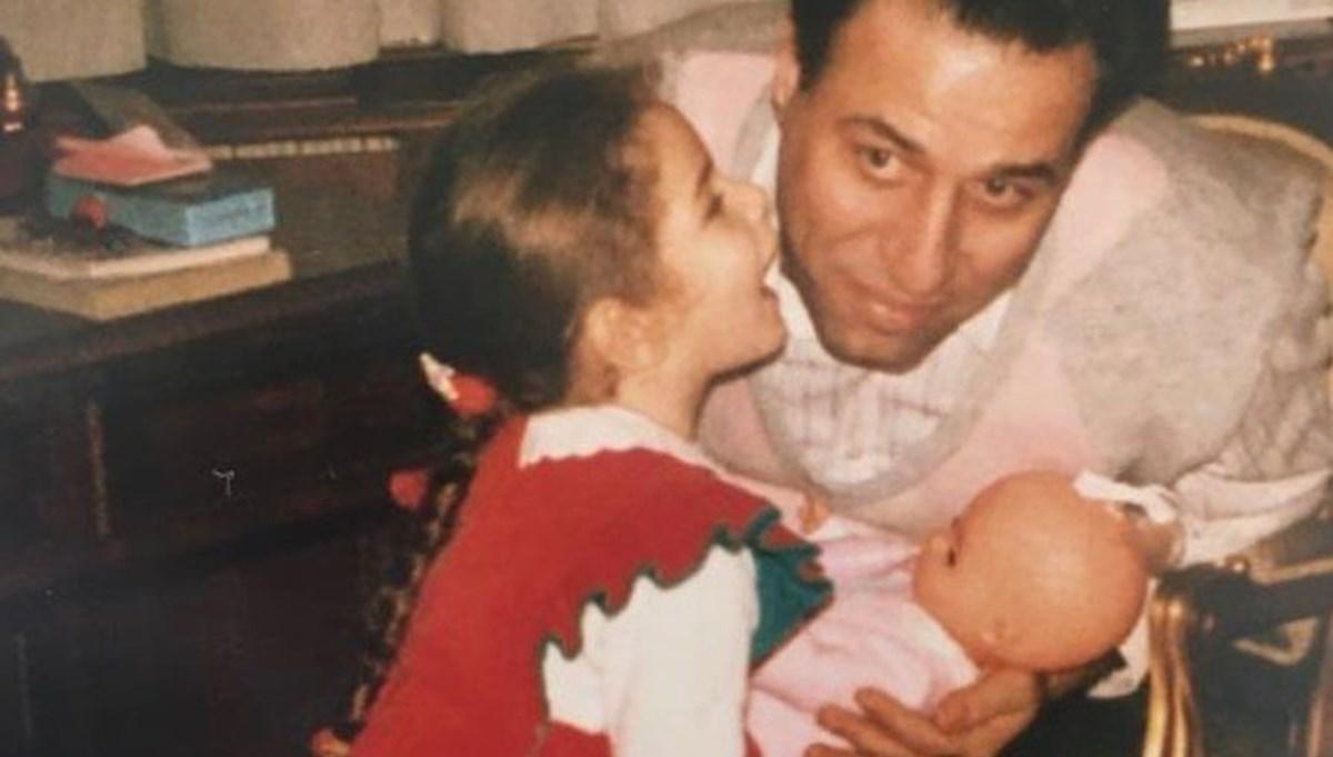 Kemal Sunal'ın kızı Ezo Sunal anne oluyor: Umarım hissediyorsundur