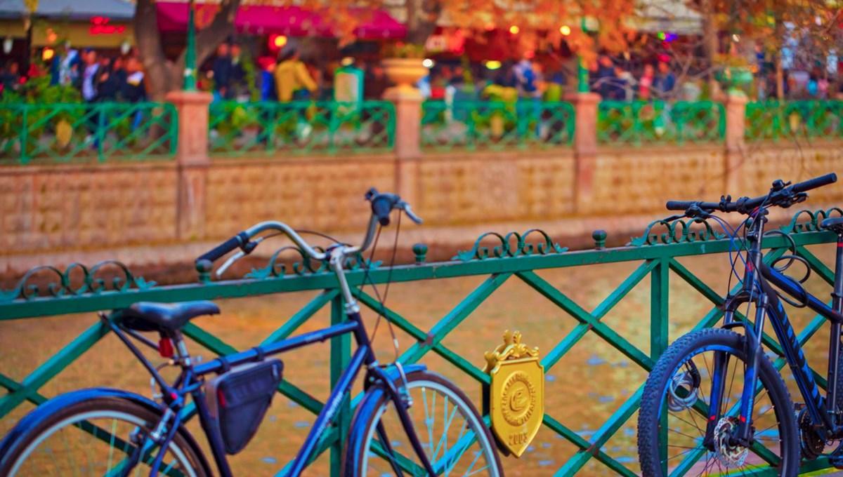 Baharın gelişiyle bisiklet ve doğa yürüyüşlerine talep arttı
