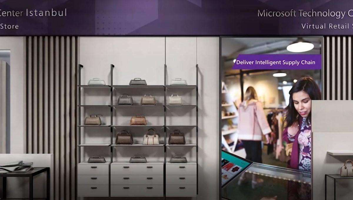 Microsoft Perakende Deneyim Merkezi