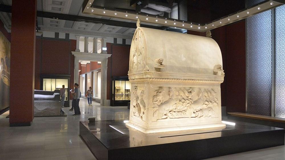 İstanbul'un müzeleri bayramda ziyaretçilerini bekliyor - 3