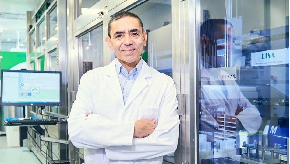 Uğur Şahin Biontech aşısının Türkiye'ye ne zaman gönderileceğini açıkladı
