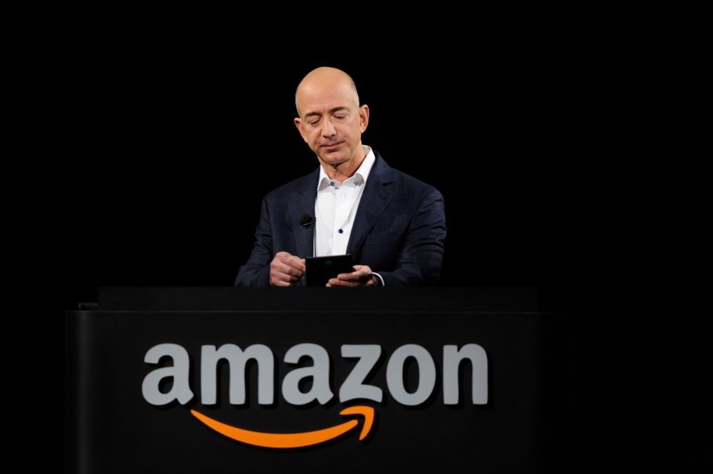 Jeff Bezos servetiyle rekor tazeledi - 6