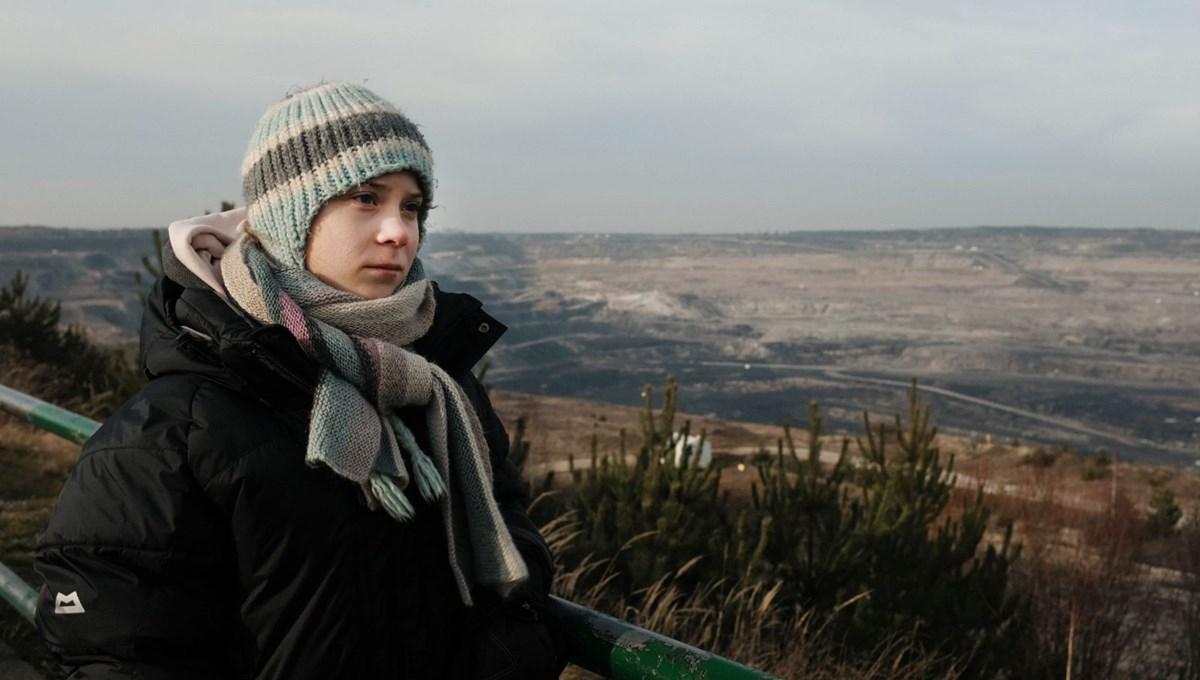 Greta Thunberg belgeseli hazır