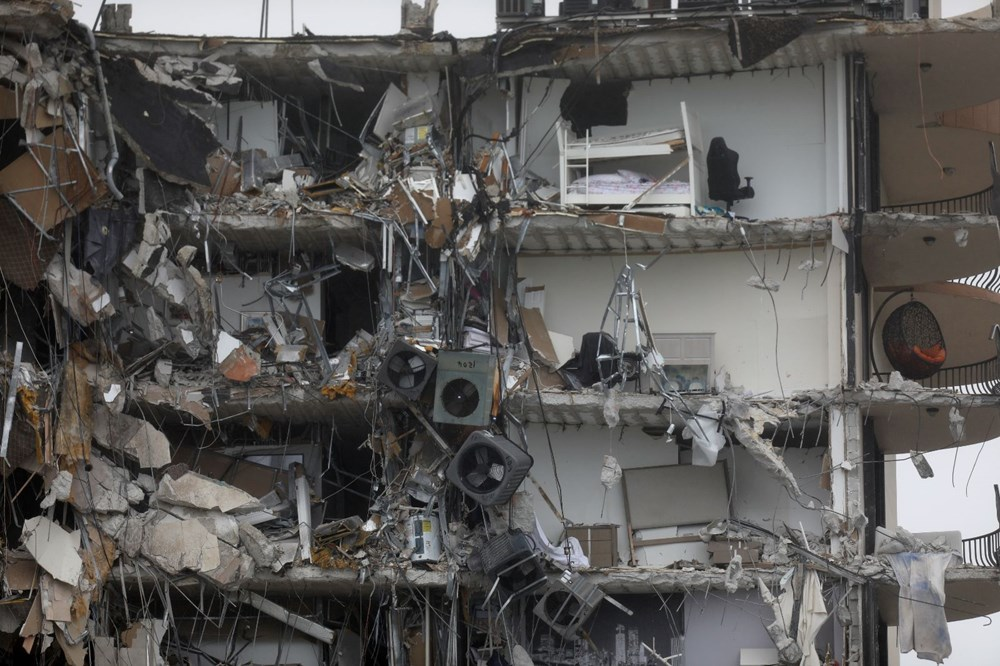 Building collapsed in the USA: Loss of life increased to 4, 159 people missing - 21