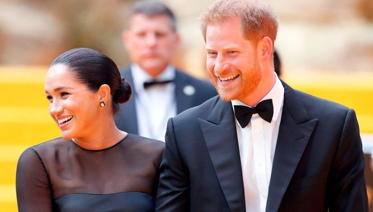 Meghan Markle ve Prens Harry Emmy Ödülleri gecesine davetli