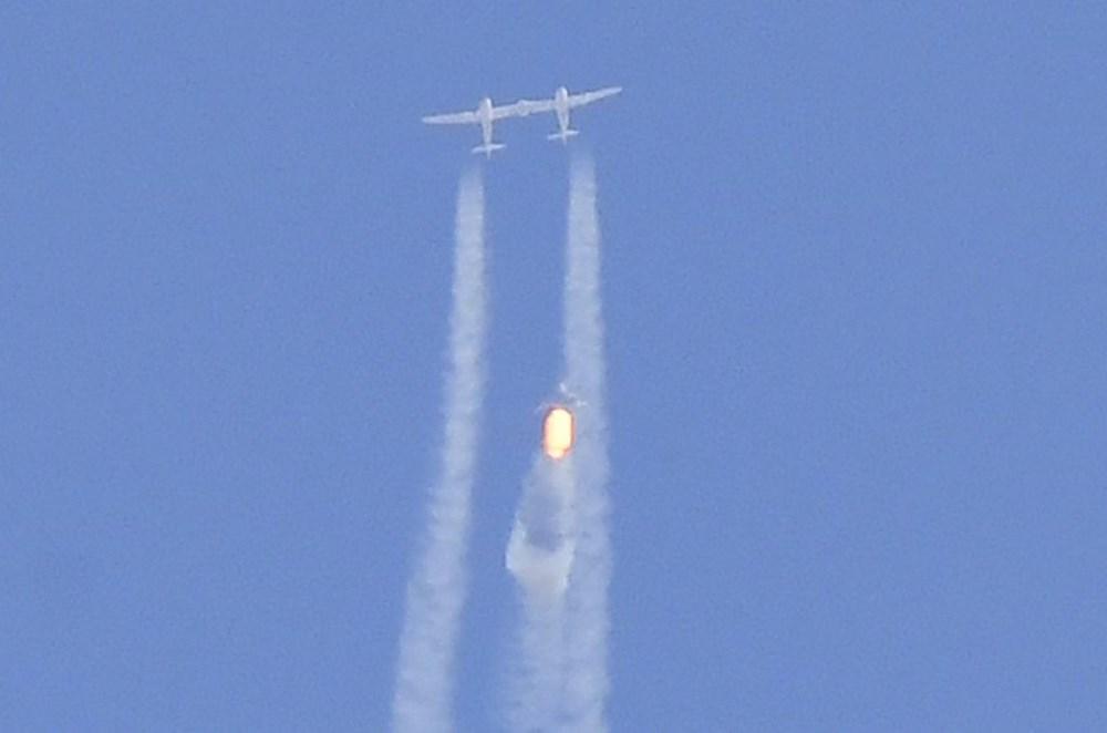 Milyarderlerin uzay yarışı Dünya'yı yeni bir felakete sürüklüyor: Her roket kalkışı 300 ton karbon salımına neden oluyor - 3
