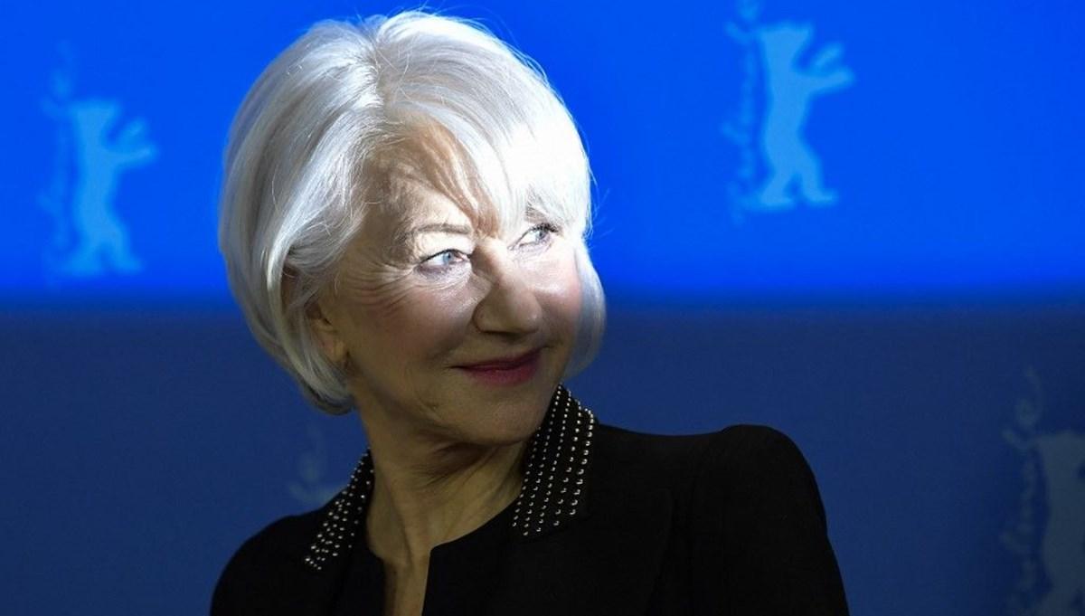 Helen Mirren: Kadınlar daha fazla konuşmalı