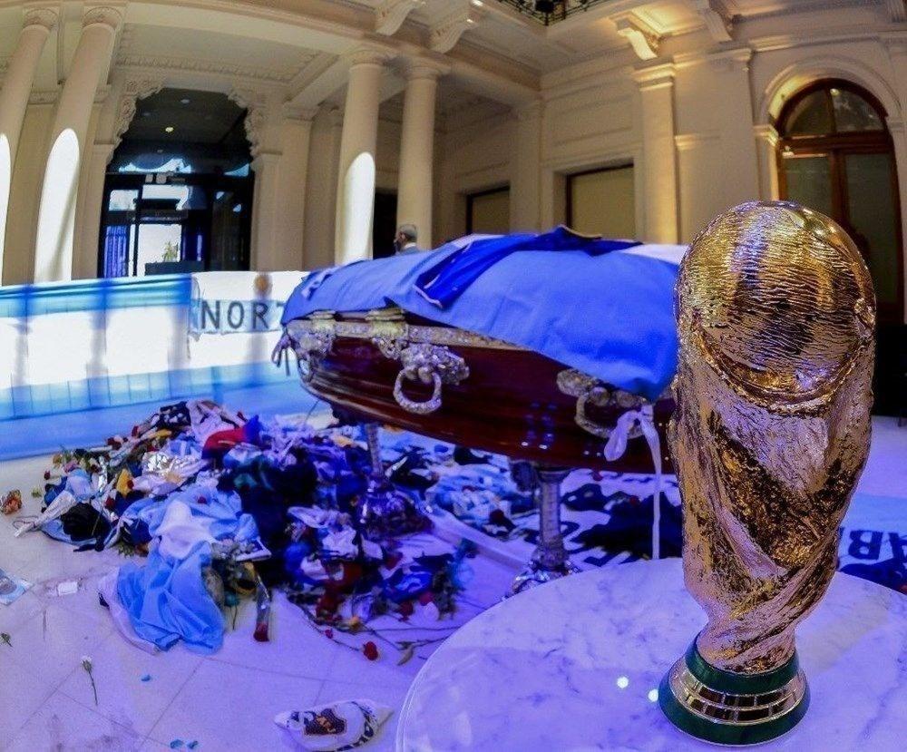 Maradona'nın ölümünün ardından rapor açıklandı - 4