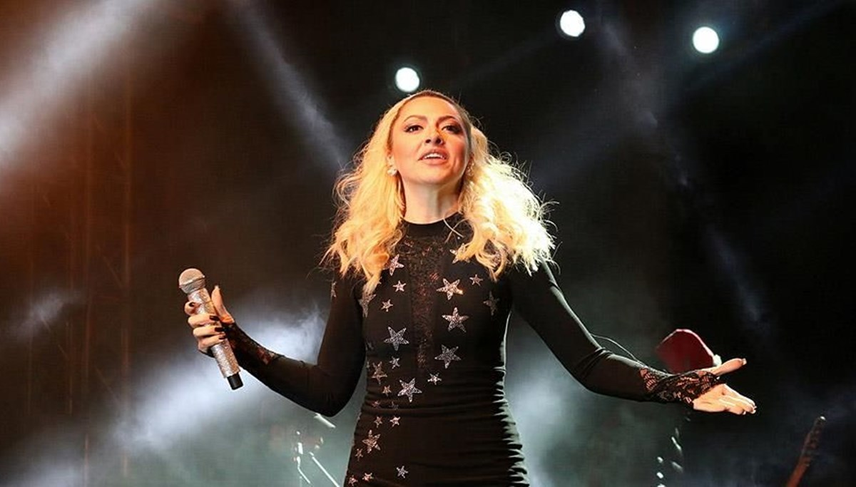 Hadise 'Belçika için Eurovision'a gitmek istiyorum' sözlerine açıklık getirdi