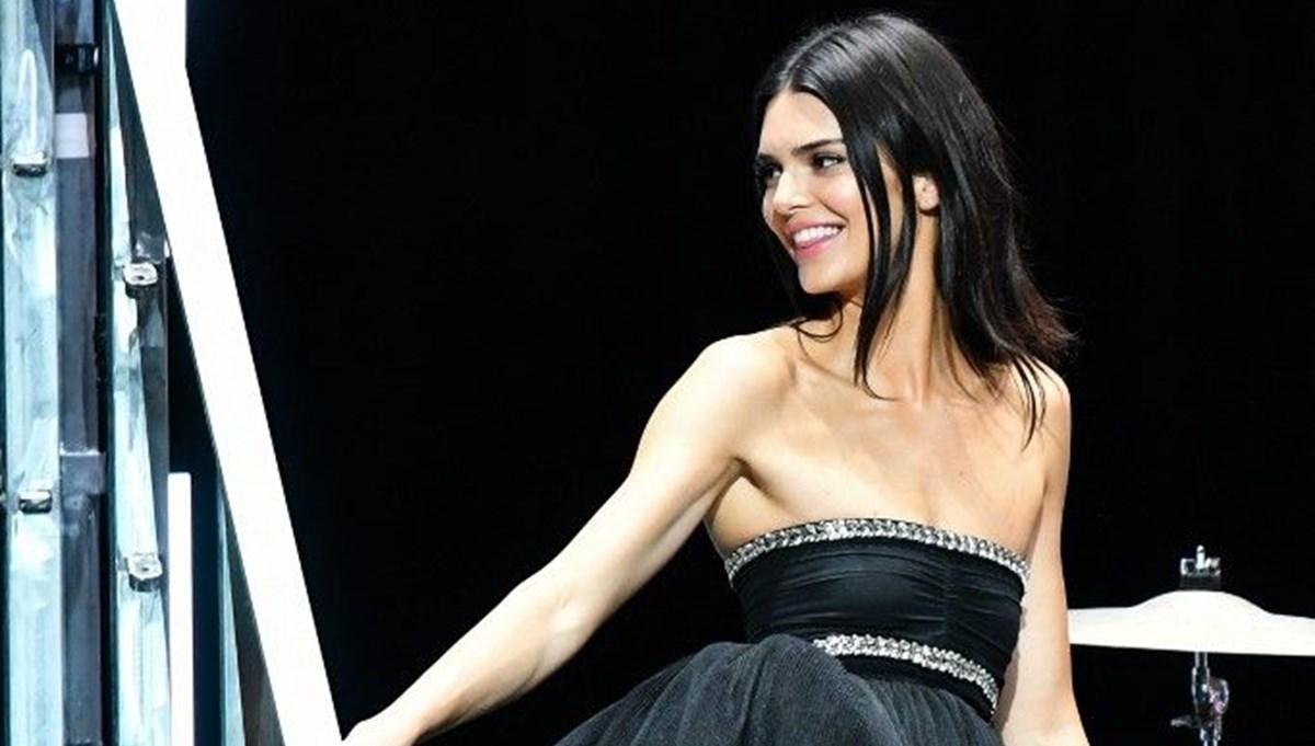 Kendall Jenner'ın başı İtalyan moda markasıyla belada