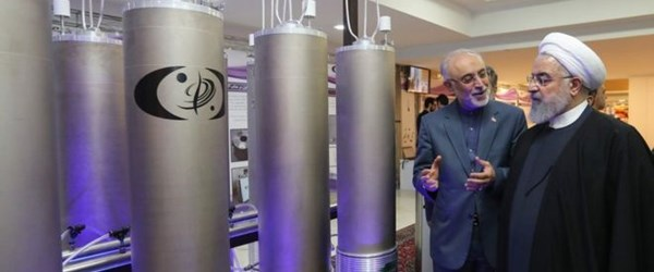 İran'ın uranyum stoğu 370 kilograma yükseldi