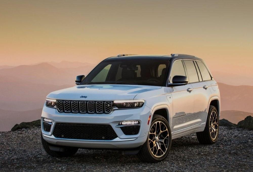 Yeni Jeep Grand Cherokee resmen tanıtıldı - 2