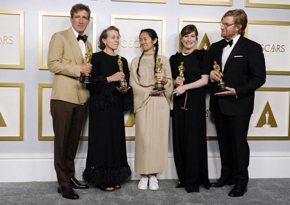 2021 Oscar Ödülleri sahiplerini buldu (93. Oscar Ödülleri'ni kazananlar) - 37