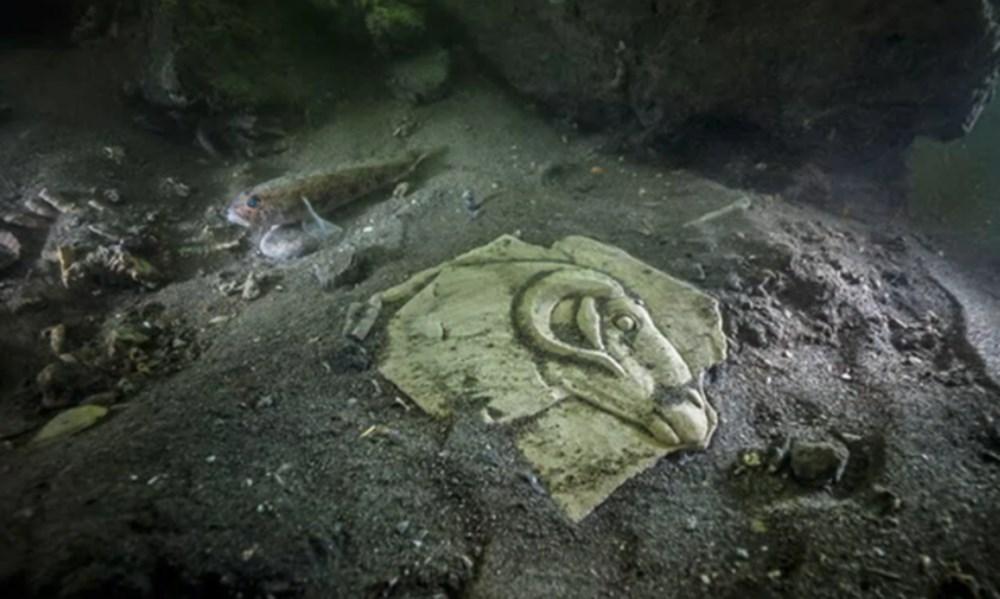 Mısır'ın Atlantisi'nde 2 bin 200 yıllık gemi enkazı bulundu - 11