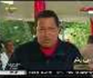 Chavez'in tv programı iptal edildi