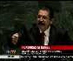 Devrik Devlet Başkanı BM'de konuştu