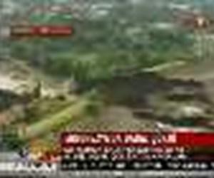 Endonezya'da baraj çöktü