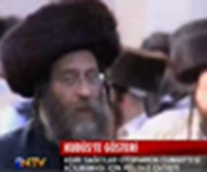 Kudüs'te gösteri