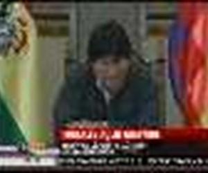 Morales açlık grevinde