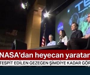 NASA'dan heyecan yaratan keşif