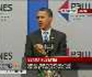 Obama Rusya'da