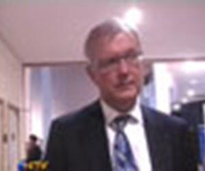 Olli Rehn NTV'ye konuştu