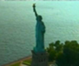 Özgürlük Heykeli yeniden 'özgür'