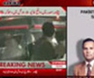 Pakistan'da patlama