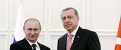 Rusya Devlet Başkanı Putin, Cumhurbaşkanı Erdoğan'ı aradı