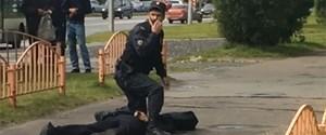 rusya bıçaklı saldırı