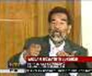 Saddam Hüseyin'in sorgusu