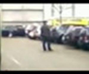 Saldırganın son görüntüleri