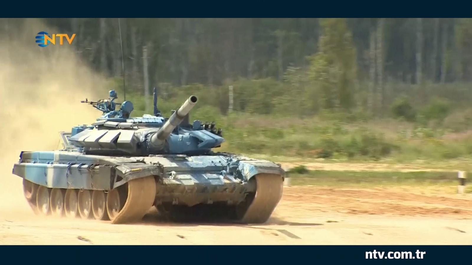 Tanker Günü - Zırhlı Birliklerin Mesleki Tatili