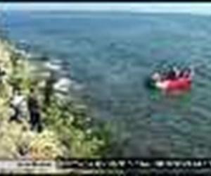 Yunanistan'da göçmen avı