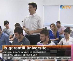 İş garantili üniversite