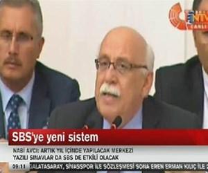 SBS'ye yeni sistem