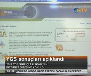 YGS sonuçları açıklandı