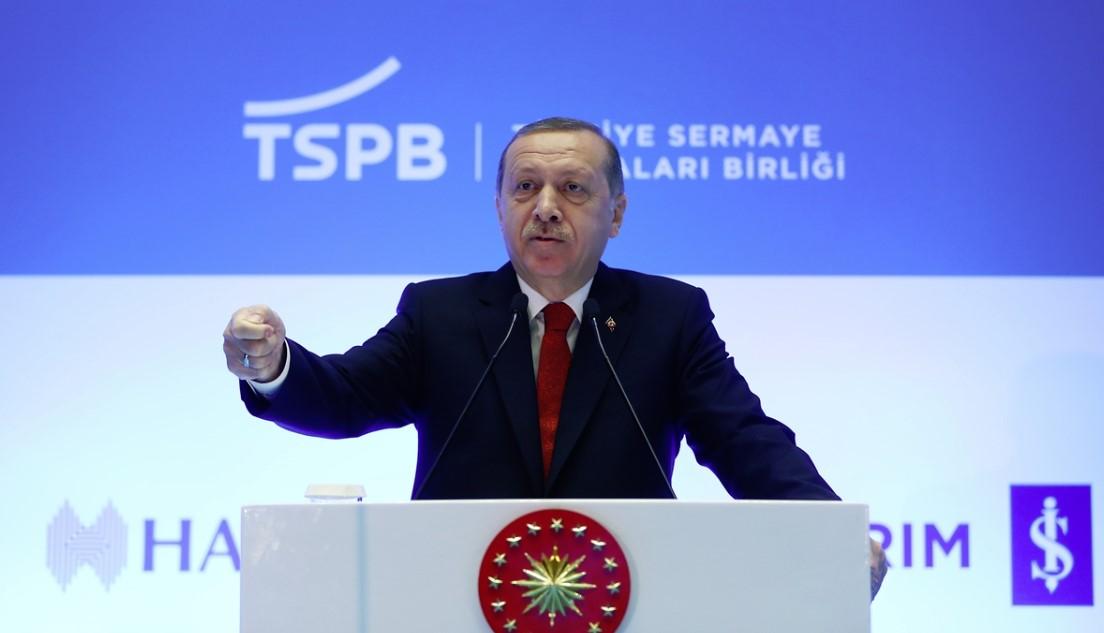 Erdoğan: Sermaye piyasaları olarak adım atmamız lazım 61