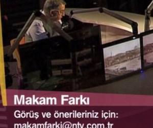10 Kasım 2012 Makam Farkı (II)