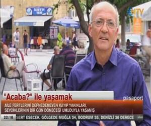 Mete Çubukçu ile Pasaport (23 Temmuz 2013)