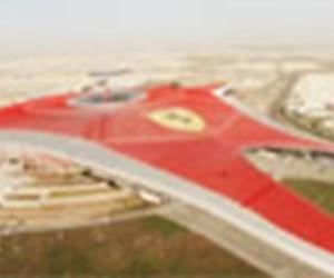 Abu Dabi Ferrari Tema Parkı