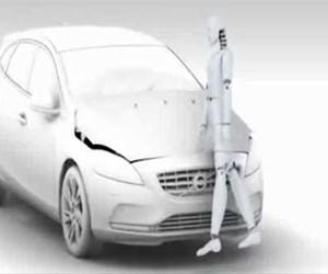 Arabanın dışına airbag