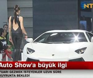Autoshow'a büyük ilgi