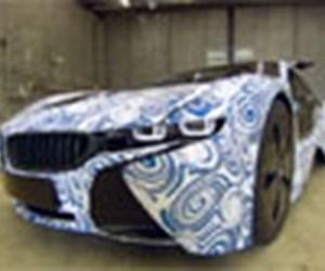 BMW Vision EfficientDynamics prototipi