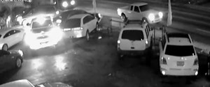 oto galeri hırsızlar