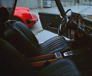 Mercedes 280-Saffet Üçüncü