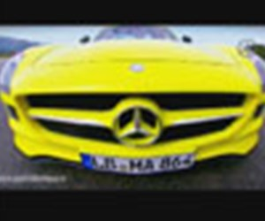 Mercedes Benz E-Cell