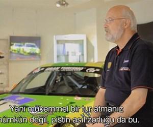 Nürburgring'in Kralı-Saffet Üçüncü